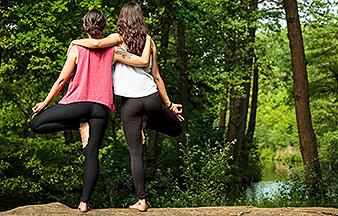 Partneryoga in Falkensee